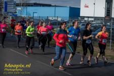 Hardlopers tijdens Eindhoven Airport Run 2016
