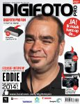 Digifoto Pro magazine frontcover with my picture